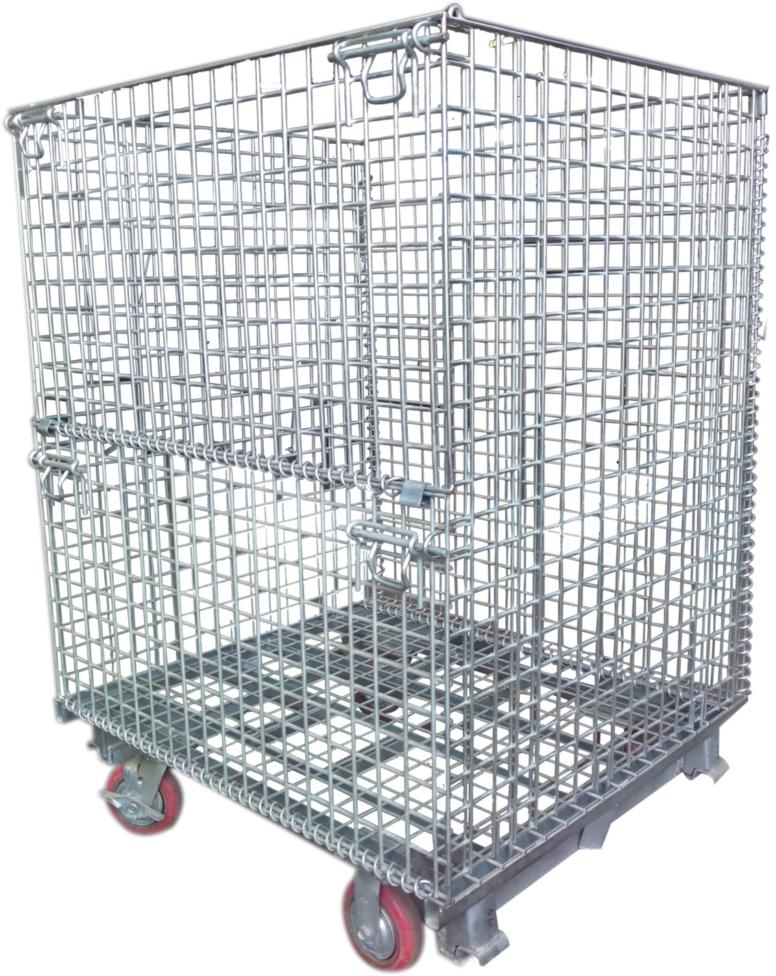 Wire Mesh Container - Siwach Steels